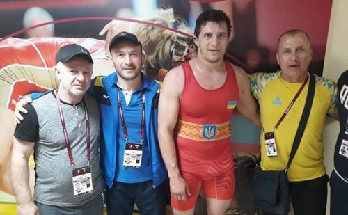 Мешков принес Украине вторую медаль чемпионата Европы по борьбе