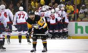 НХЛ. Вашингтон выбил Питтсбург, Нэшвилл и Виннипег ждет 7 матч