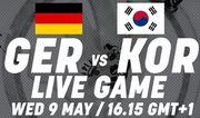 ЧМ-2018. Германия – Южная Корея. Смотреть онлайн. LIVE трансляция