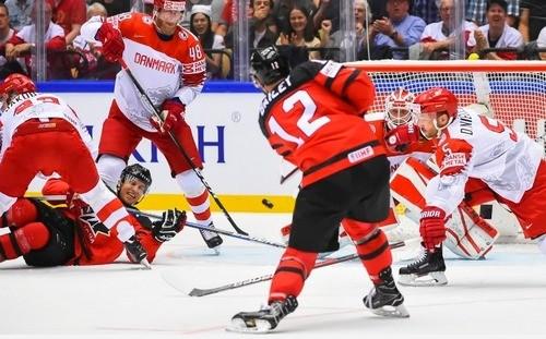 Чемпионат мира по хоккею. Лучшие голы и моменты игрового дня