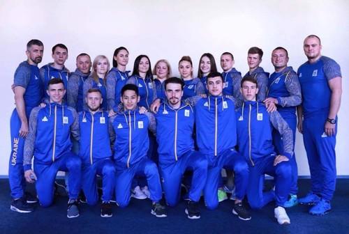 Картинки по запросу украинская сборная по карате на чм европы