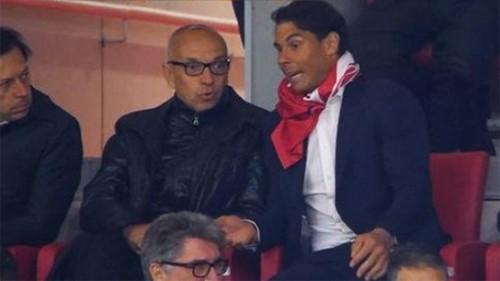 НАДАЛЬ: «Повязал футболку Атлетико вместо шарфа, мне было холодно»