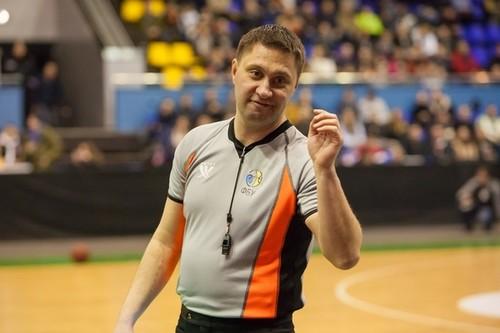Украинец Рыжик отсудит Финал четырех Евролиги