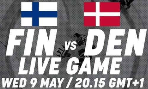 ЧМ-2018. Финляндия – Дания. Смотреть онлайн. LIVE трансляция