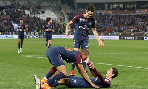 ПСЖ выиграл Кубок Франции