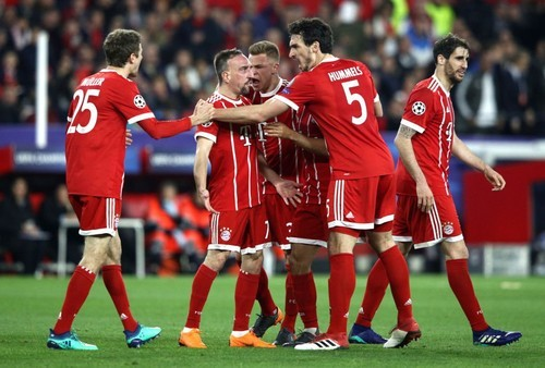 Бавария представила домашнюю форму на следующий сезон