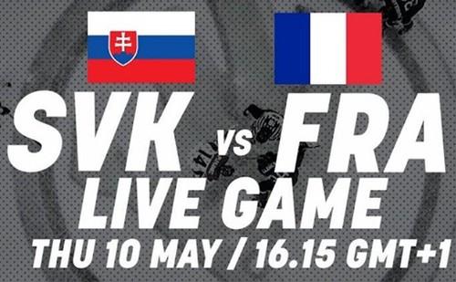 ЧМ-2018. Словакия – Франция. Смотреть онлайн. LIVE трансляция