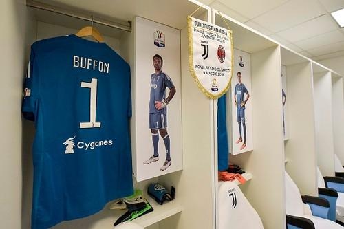 Ювентус — Милан: стали известны составы команд на финал Кубка Италии