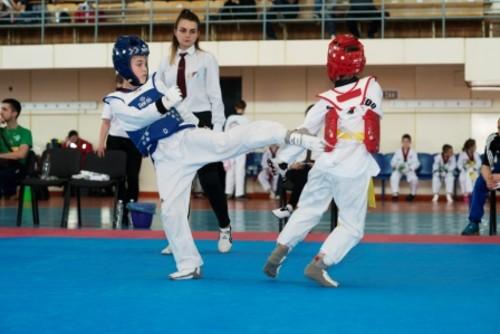 В Киеве прошел ежегодный турнир по тхэквондо на Кубок Посла Республики Корея-2017 в 2019 году