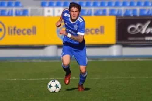 Цитаишвили дебютировал в составе Динамо