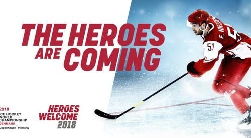 Чемпионат мира по хоккею. Дания сенсационно обыграла Финляндию