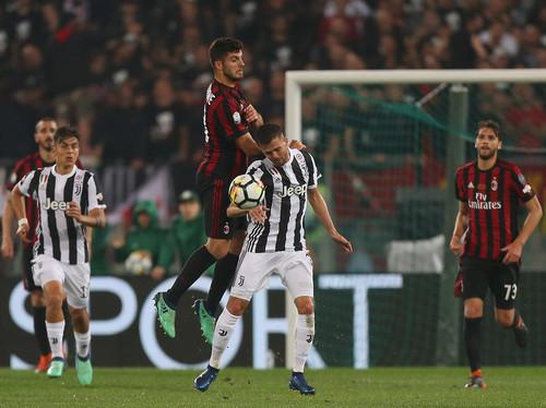 Ювентус уничтожил Милан в финале Кубка Италии