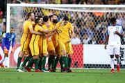 Австралия обыграла Гондурас и вышла на чемпионат мира