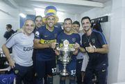 Бока Хуниорс стал чемпионом Аргентины
