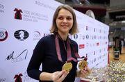 Getty Images. Анна Музычук
