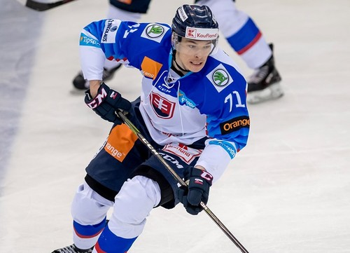 Чемпионат мира по хоккею. Словакия сильнее Франции