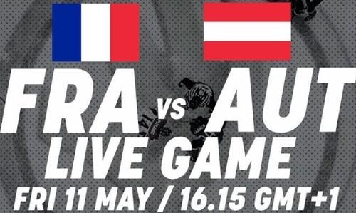 ЧМ-2018. Франция – Австрия. Смотреть онлайн. LIVE трансляция