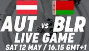 ЧМ-2018. Австрия – Беларусь. Смотреть онлайн. LIVE трансляция