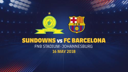 Барселона отправится в Южную Африку на выставочный матч