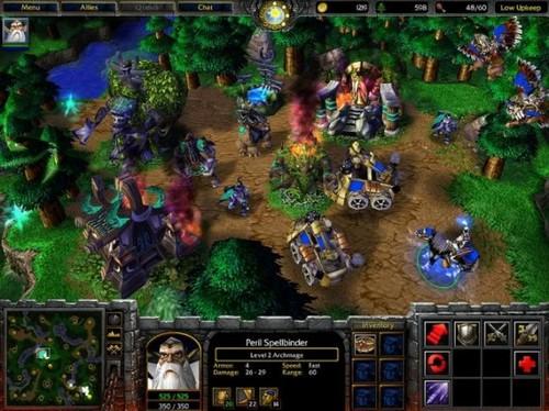 Blizzard переработает подбор соперников в WarCraft 3