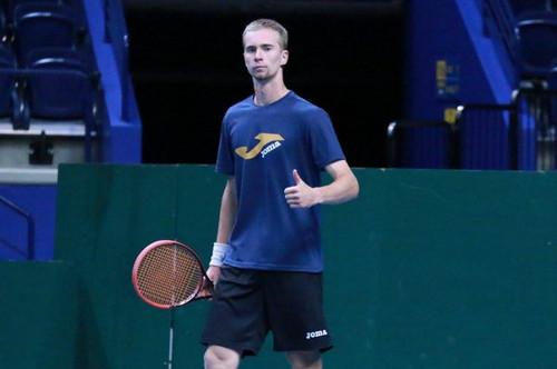 Манафов выиграл первый в карьере титул на турнирах ATP Challenger Tour
