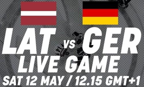 ЧМ-2018. Латвия – Германия. Смотреть онлайн. LIVE трансляция