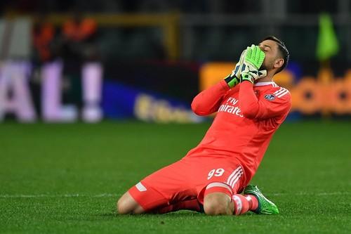 ДОННАРУММА: «Расстроились, что не выиграли Кубок Италии»