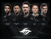 Team Secret выступит на The International 2018