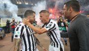 ПАОК Шахова выиграл Кубок Греции