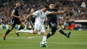 Реал Мадрид - Сельта. Видео гола Ашрафа Хакими