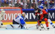 Чемпионат мира по хоккею. Канада уступила Финляндии