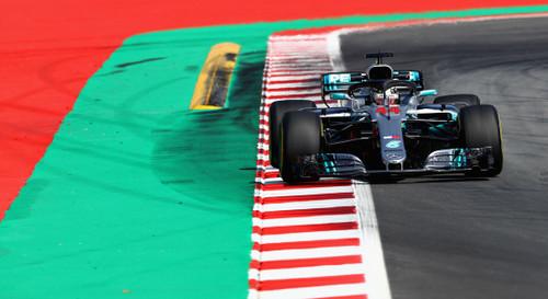 Гран-при Испании. Мерседес продолжает доминировать в практиках