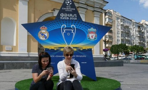 Финал ЛЧ. Киев потратил на подготовку 870 тысяч евро - СМИ
