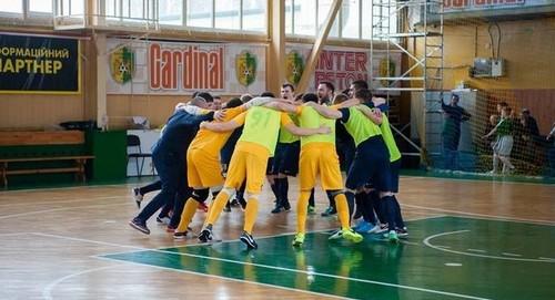 «Титан» завоевал бронзу чемпионата Украины