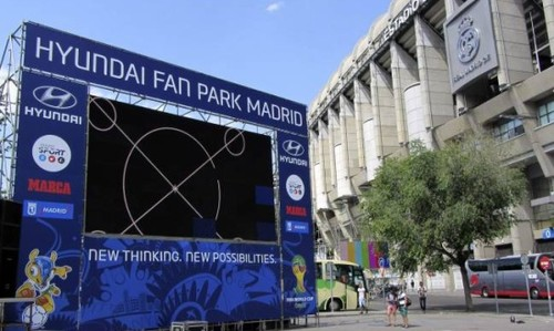 Финал ЛЧ в Киеве. Реал и Ливерпуль устроят просмотр на своих стадионах