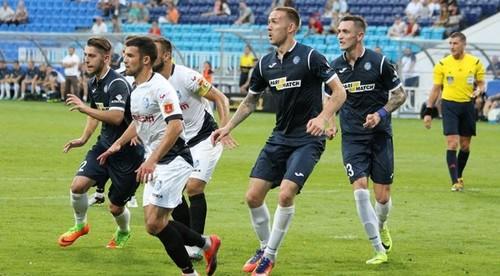 Олимпик — Черноморец — 1:0. Видео гола и обзор матча