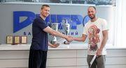 Днепр продлил контракт с лучшим форвардом Украины