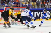Чемпионат мира по хоккею. Германия обыграла финнов в овертайме