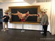 Президент WBC Маурисио Сулейман посетил музей братьев Кличко