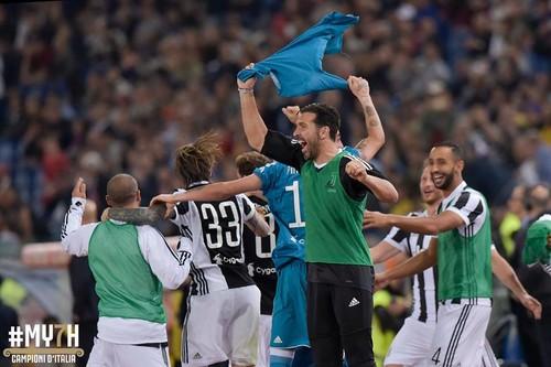 Ювентус выиграл чемпионат и другие итоги 37-го тура Серии А