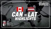 ЧМ-2018. Канада - Латвия - 2:1. Видео голов и обзор матча