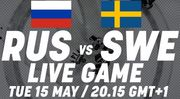 ЧМ-2018. Россия – Швеция. Смотреть онлайн. LIVE трансляция