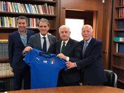 ОФИЦИАЛЬНО: Манчини — новый главный тренер сборной Италии