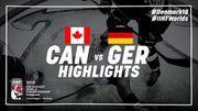 ЧМ-2018. Канада - Германия - 3:0. Видео голов и обзор матча