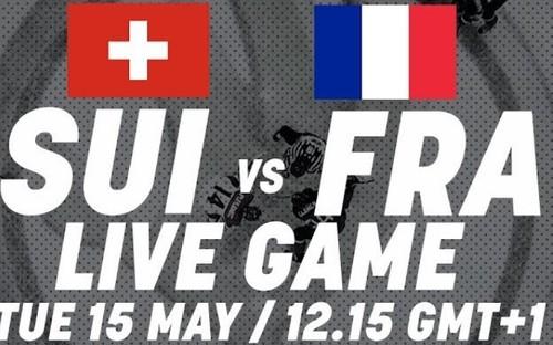 ЧМ-2018.  Швейцария – Франция. Смотреть онлайн. LIVE трансляция