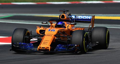 Макларен надеется, что Алонсо подождет с завершением карьеры Ф-1
