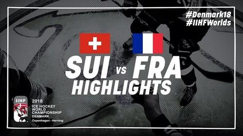 ЧМ-2018. Швейцария - Франция - 5:1. Видео голов и обзор матча
