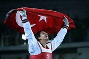 ФОТО ДНЯ. Тхэквондисты сборной Турции устроили оргию