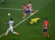 Атлетико разгромил Марсель в финале Лиги Европы