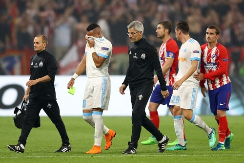 Пайет получил травму в финале Лиги Европы